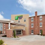 Holiday Inn Express North Kansas City resmi