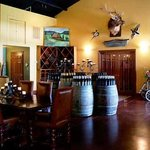 Another picture inside the Banner Elk Winery