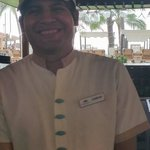 Awesome bartender - Carlos