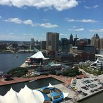 Bilde fra Baltimore Marriott Waterfront