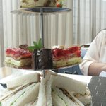 afternoon tea at novotel sheffield