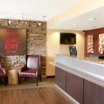 Foto van Red Roof Inn Flint - Bishop Airport