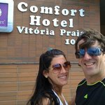 Photo de Comfort Hotel Vitoria Praia