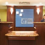 Holiday Inn Express Edson照片