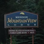 Mendon Mountainview Lodge resmi