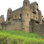 Fasilides castle of gondar, 17th Century