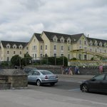 Galway Bay Hotel from the Beach