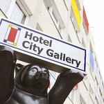 City Gallery Berlin Hotel Foto