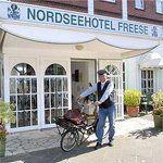 TOP CountryLine Nordseehotel Freese Foto