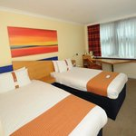 Foto di Holiday Inn Express Glasgow City Centre Riverside
