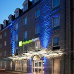 Foto de Holiday Inn Express Aberdeen City Centre