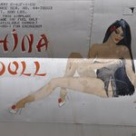 China Doll - on the C-46