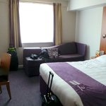 Foto di Premier Inn Chester City Centre