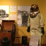 Diving equipment of long ago