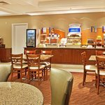 صورة فوتوغرافية لـ ‪Holiday Inn Express Hotel & Suites New Iberia-Avery Island‬