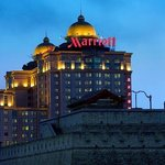 Foto de Beijing Marriott Hotel City Wall