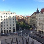 Bilde fra InterContinental Prague