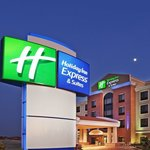 Foto de Holiday Inn Express Hotel & Suites Oklahoma City West-Yukon