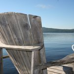 Foto van Hunter Cove Cabins on Rangeley Lake
