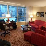 Bilde fra Vancouver Marriott Pinnacle Downtown Hotel