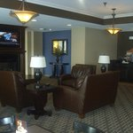 ภาพถ่ายของ Holiday Inn Express Devils Lake