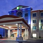 صورة فوتوغرافية لـ ‪Holiday Inn Express Hotel & Suites Somerset Central‬
