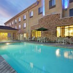 Holiday Inn Express Hotel & Suites Merced Foto