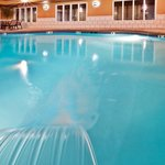 Foto van Holiday Inn Express Hotel & Suites Crawfordsville