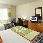 Fairfield Inn & Suites Dallas Plano / The Colony resmi