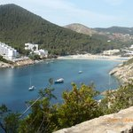 Beautiful quaint resort of Cala LLonga