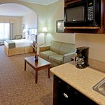 Φωτογραφία: Holiday Inn Express Hotel & Suites Cedar Hill