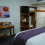 Foto de Premier Inn Stansted Airport