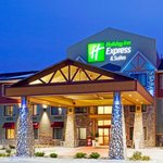 Holiday Inn Express Suites Mountain Iron Foto