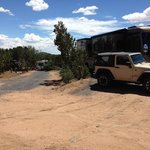 Foto de Rancheros de Santa Fe Campground