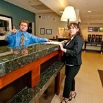 Hampton Inn & Suites Mt. Vernon/Belvoir-Alexandria Southの写真