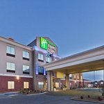 Bilde fra Holiday Inn Express Hotel & Suites Brownfield