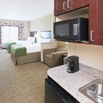 Foto van Holiday Inn Express Hotel & Suites Brownfield