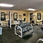 Complete Fitness Room
