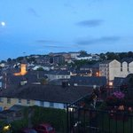 View of Kinsale from our room