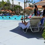 Foto de Palm Canyon Resort & Spa