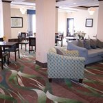 Foto de Holiday Inn Express Hotel & Suites Pratt