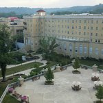French Lick Resort resmi