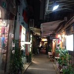 tianzi fang's alley