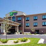 Foto van Holiday Inn Express & Suites Mason City