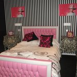 Funky bedroom