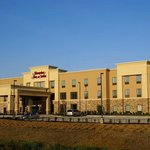 Hampton Inn & Suites Center Foto