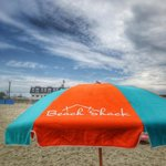 Signature Beach Shack umbrella!