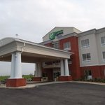 Foto de Holiday Inn Express Hotel & Suites Brookhaven
