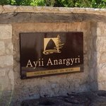 Foto de Ayii Anargyri Natural Healing Spa
