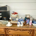 Coffee/Tea Bar